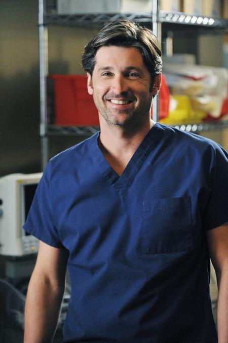Dr Derek Shepherd (Patrick Dempsey), Grey's Anatomy