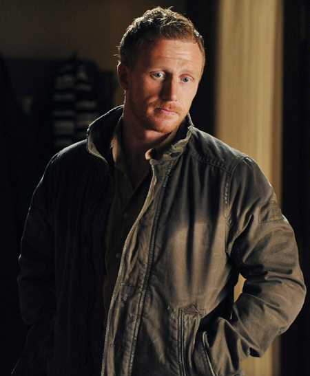 Dr Owen Hunt (Kevin McKidd), Grey's Anatomy