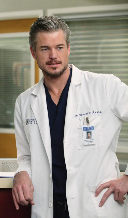 Dr Mark Sloan (Eric Dane), Grey's Anatomy