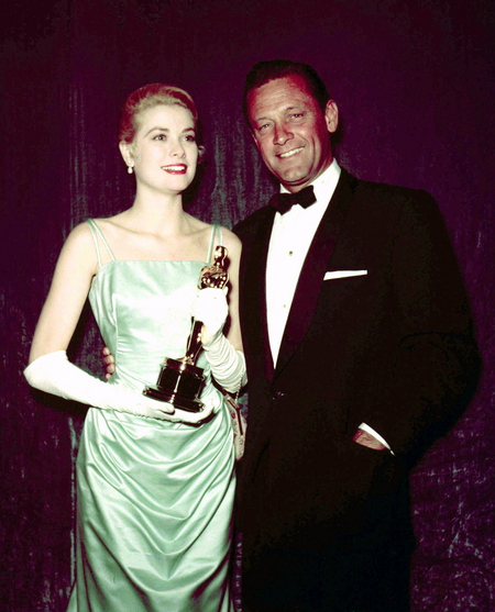 Grace Kelly - 1955 Oscars