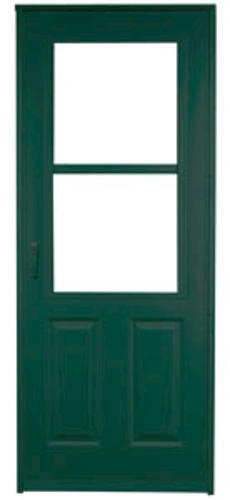 storm doors steel insulated storm and screen door