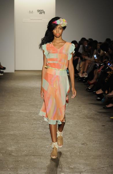 GenArt Fresh Faces in Fashion