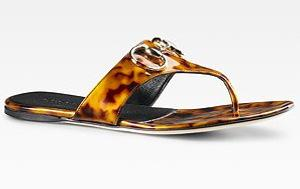 Gucci Sunset Thong Sandals