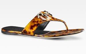 Gucci Sunset Thong Sandals