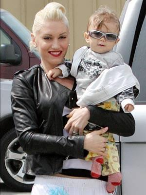 Gwen and Kingston.