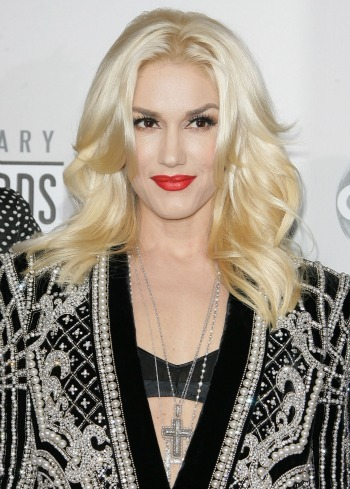 Gwen Stefani at the AMAs
