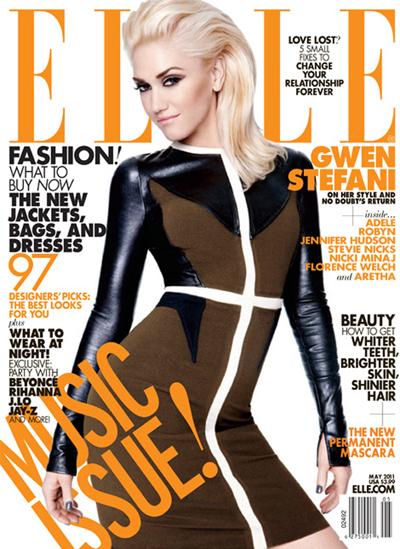 Gwen Stefani, ELLE