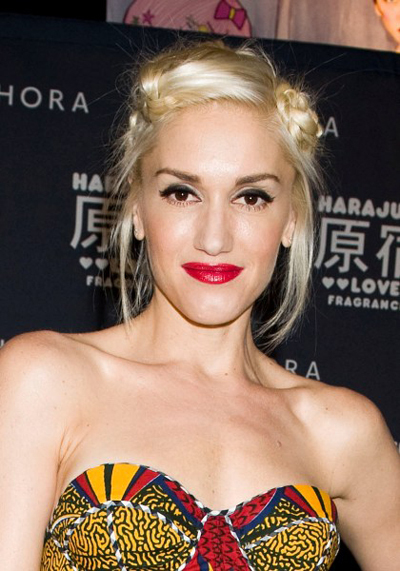 gwen stefani hair color. gwen stefani hair color. gwen