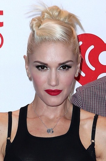 Gwen Stefani at the iheartradio Music Festival