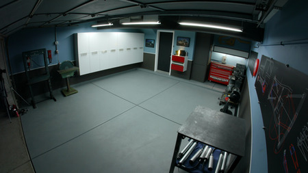 AFTER: Tools stored to either side
