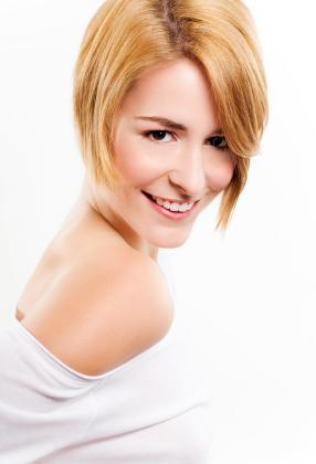 Short Layered Chin Length Bob - Short hairstyles