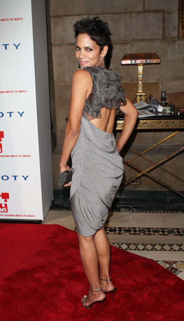 Halle Berry's backside is one of Hollywood's finest.