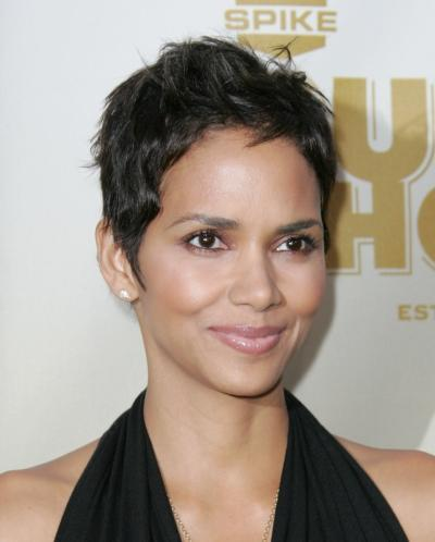 Halle Berry's Cute Crop