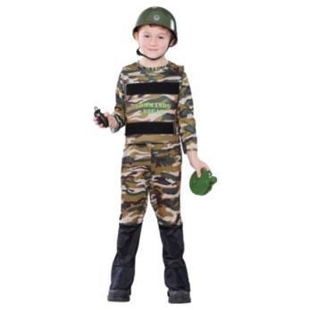 Army Commando Costume
