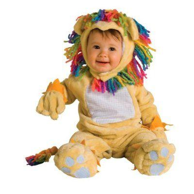 Fearless Lil' Lion Costume