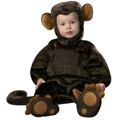 Infant and Toddler Monkey Costume
