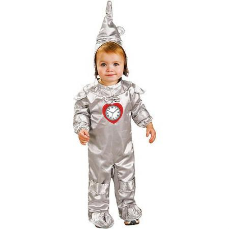 Tin Man Infant Costume
