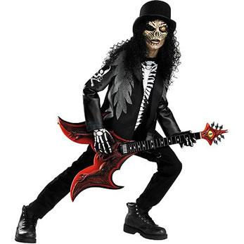 Cryptic Rocker Costume