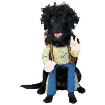 Hippie Dog Costume