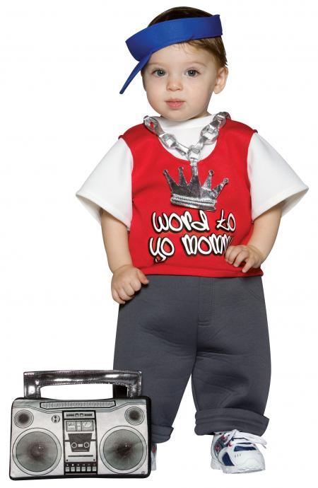 Future Hip Hopper Costume
