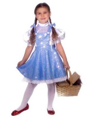 Sequined Dorothy Costume