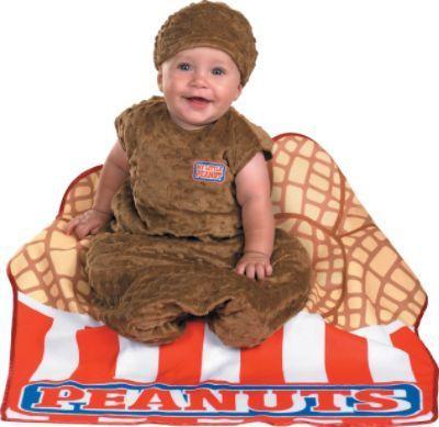 Little Peanut Costume