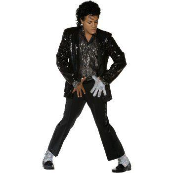 Michael Jackson Costume