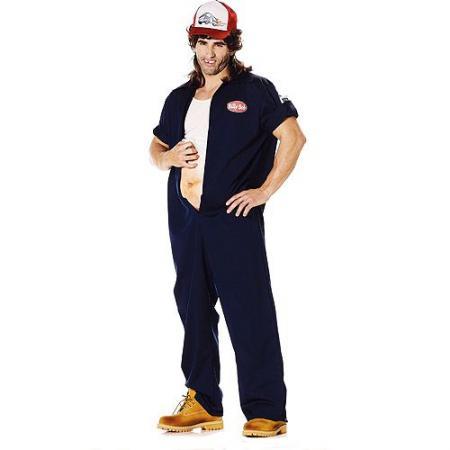Trailer Park King Men's Costume