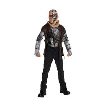 Terminator Deluxe T600 Costume