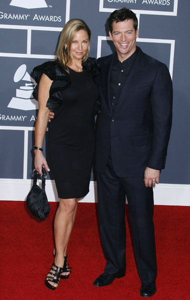 Harry Connick Jr. and his wife