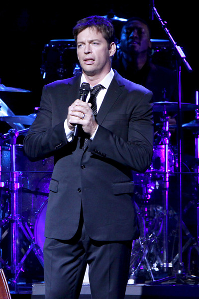 Harry Connick Jr. singing
