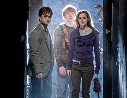 Scene from Harry Potter and the Deathly Hallows Part 1