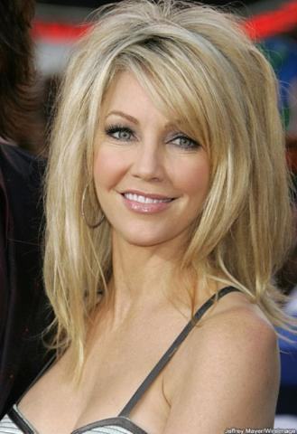 Heather Locklear Arrested After Hit-And-Run