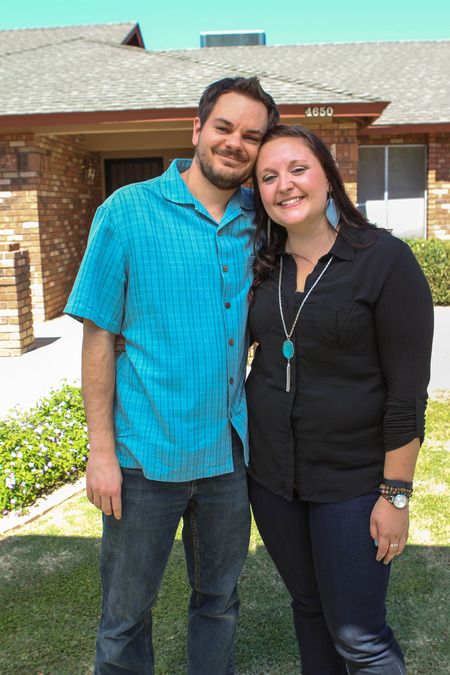 Heidi and Jon