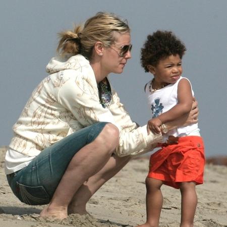 Heidi Klum, kids