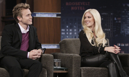 Heidi Montag and Spencer Pratt divorce