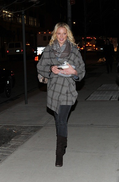Katherine Heigl's beautiful smile