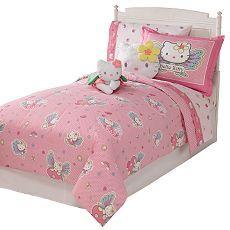 Hello Kitty bedding