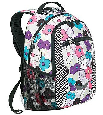 High Sierra curve large backpack