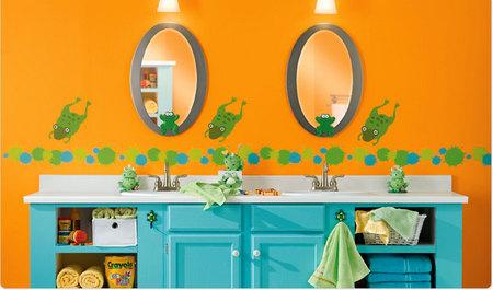 Hippety Hop - Bathroom