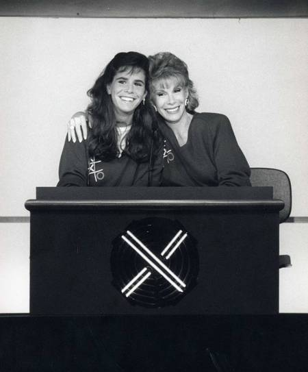 Joan & Melissa on Hollywood Squares
