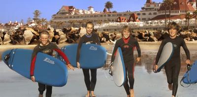 Hotel del Coronado - San Diego - Activities