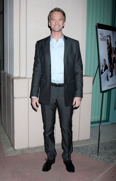 Neil Patrick Harris attending 'An evening with 'How I Met Your Mother'
