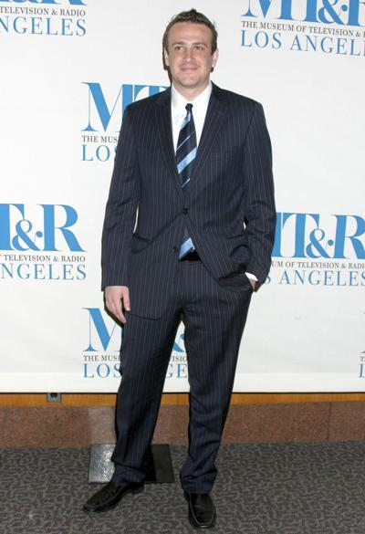Jason Segel  at the Premiere of ' How I Met Your Mother '