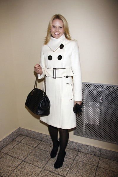 Jennifer Morrison of 'How I Met Your Mother' at opening night of the Off-Broadway production of 'Dracula'