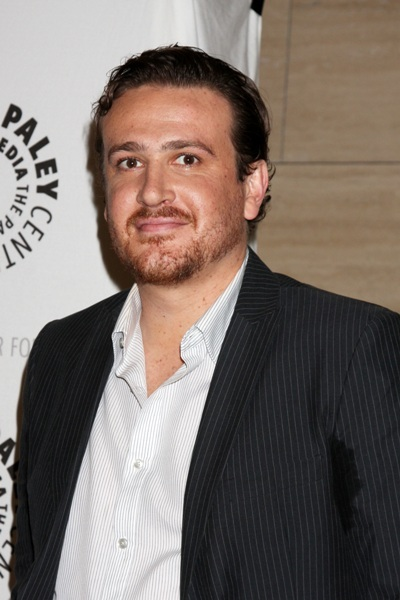 Jason Segel of &#039;How I Met Your Mother&#039; at the 100th episode celebration