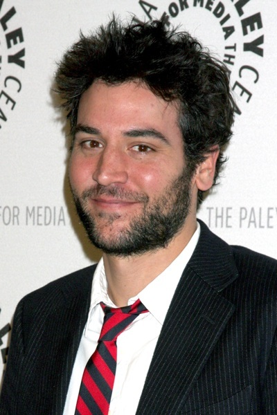 Josh Radnor  of 'How I Met Your Mother' at the 100th episode celebration