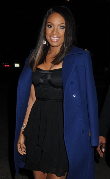 Jennifer Hudson in a LBD