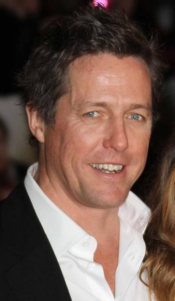 Hugh Grant attends the gala premiere of 'Did You Hear About the Morgans?'