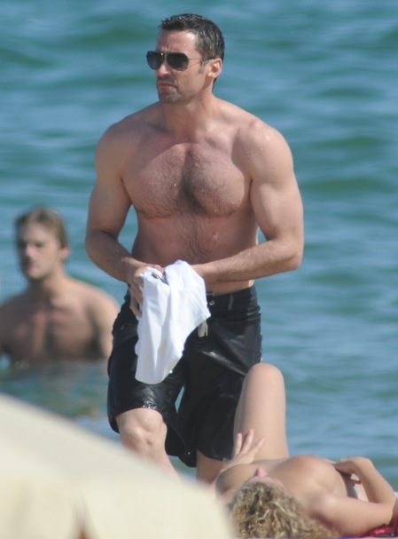 Hugh Jackman in The Avengers